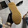 Adidas Iniki Black White (Черный), фото 5