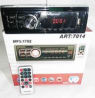 Автомагнитола MP3 1782 ISO,  MP3 Player, FM, USB, microSD, AUX, фото 1