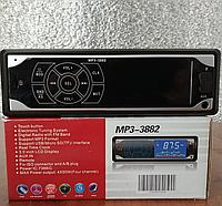 Автомагнитола MP3 3882 ISO 1DIN сенсорный дисплей, Автомобильная магнитола, фото 1