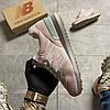 New Balance 574 Pink Suede (Розовый), фото 3