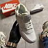 Nike Air Max 1 WMNS Triple White (Белый), фото 2