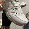 Nike Air Max 1 WMNS Triple White (Белый), фото 5