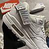 Nike Air Max 1 WMNS Triple White (Белый), фото 6