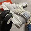 Nike Air Max 1 WMNS Triple White (Белый), фото 8