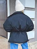 Куртка женская зимняя короткая, фото 2