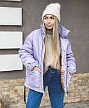 Куртка женская зимняя короткая, фото 6