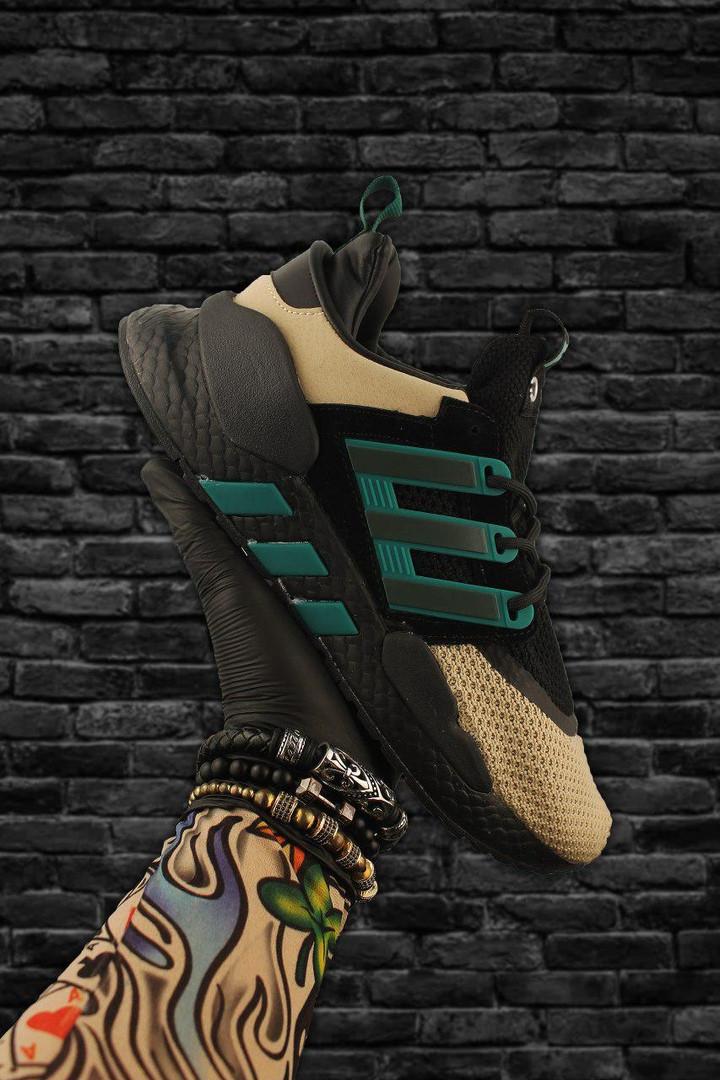 Adidas Equipment EQT Support Black Green Brown (Черный)
