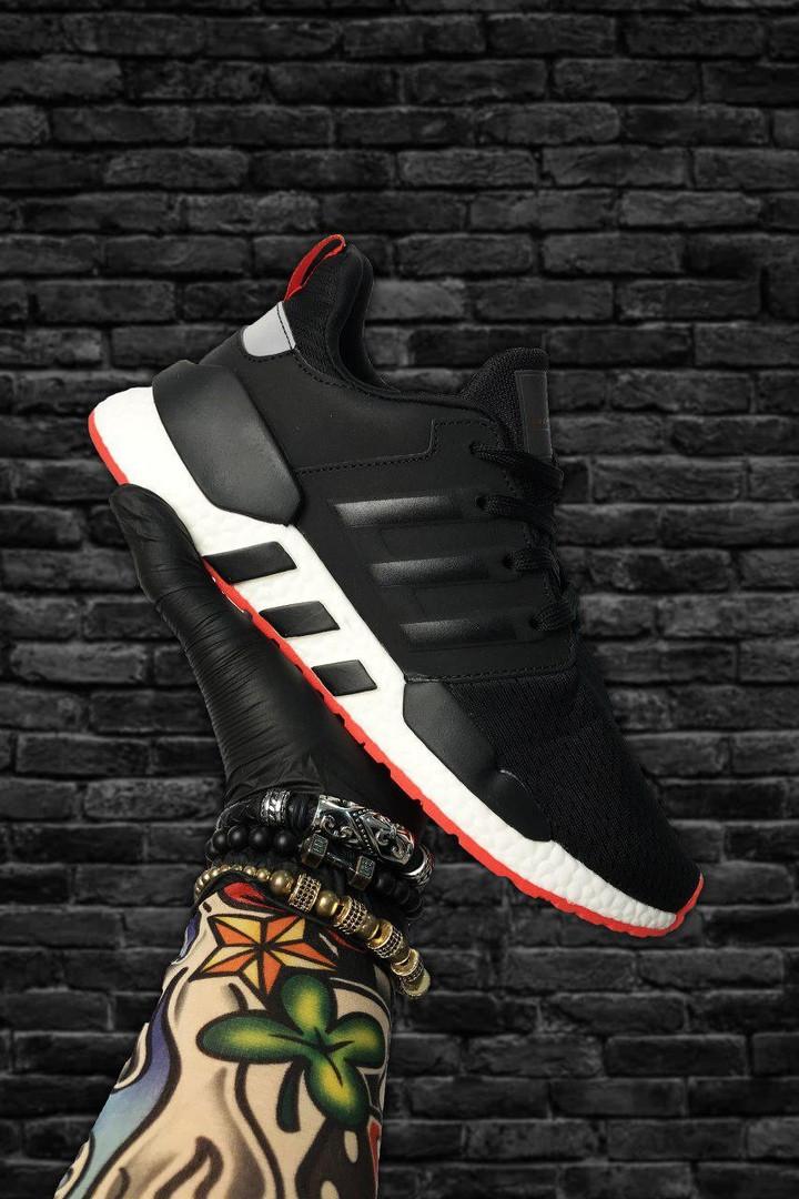 Adidas Equipment Black White (Черный)