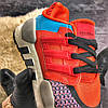 Adidas Equipment EQT 91/18 Red Violet Blue (Красный), фото 9