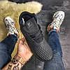 Adidas Tubular Invader Full Black (Черный), фото 2
