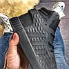 Adidas Tubular Invader Full Black (Черный), фото 5