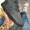 Adidas Tubular Invader Full Black (Черный), фото 7