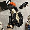 Adidas Ozweego Black Beige (Чёрный), фото 4