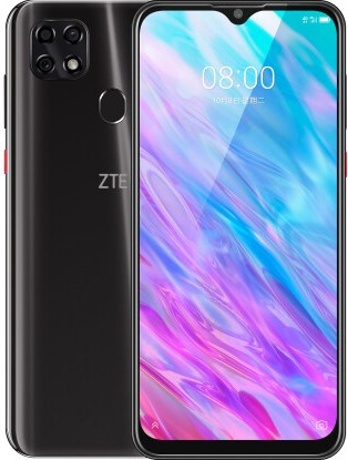 ZTE Blade 20 Smart 4/128 GB Black