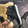 Adidas Tubular Invader Black White Gum (Черный), фото 4