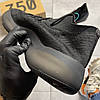 Adidas Yeezy Boost 380 Triple Black (Чёрный), фото 7