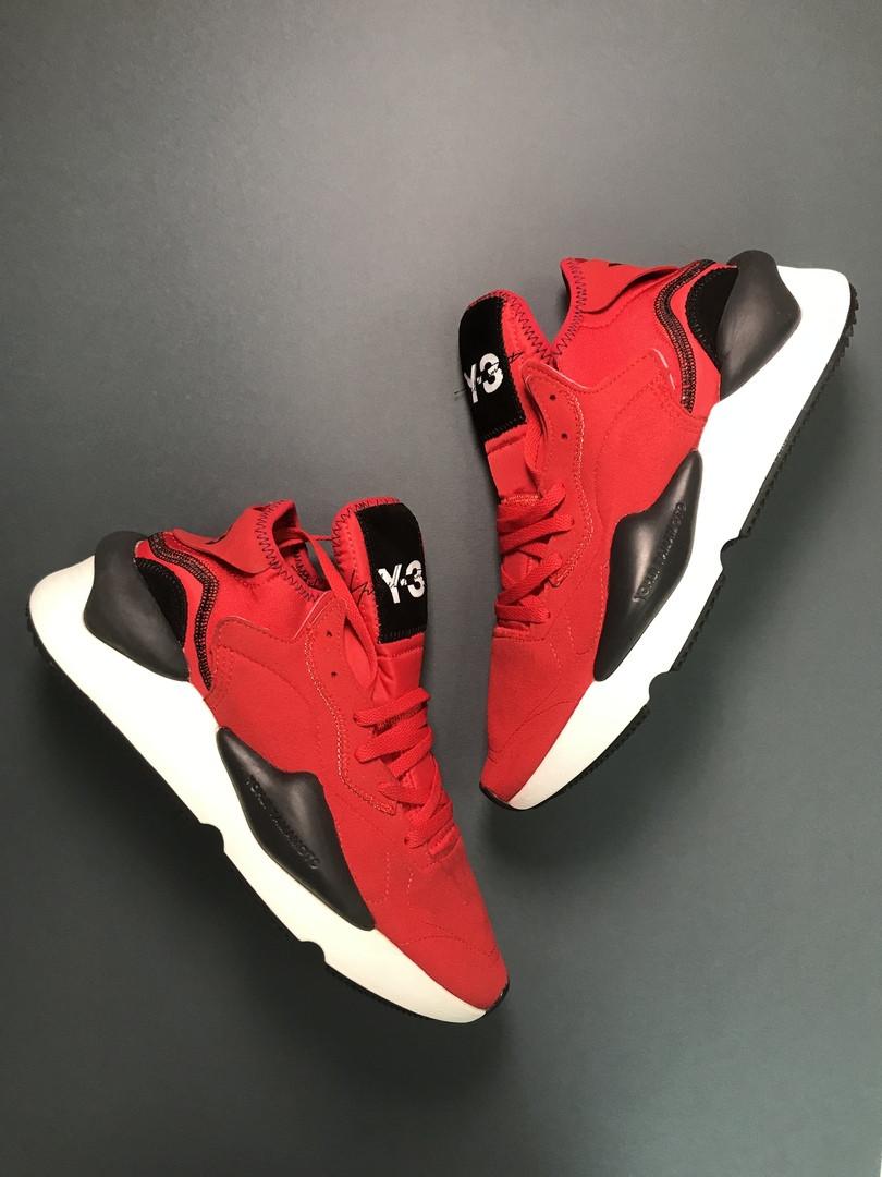 Adidas Yohji Yamamoto Y-3 Kaiwa Red (Красный)