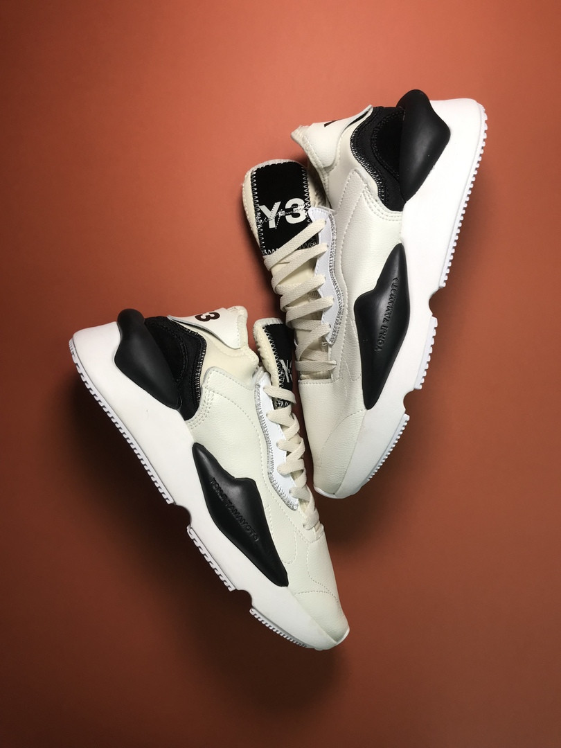 Adidas Yohji Yamamoto Y-3 Kaiwa Beige Black (Бежевый)