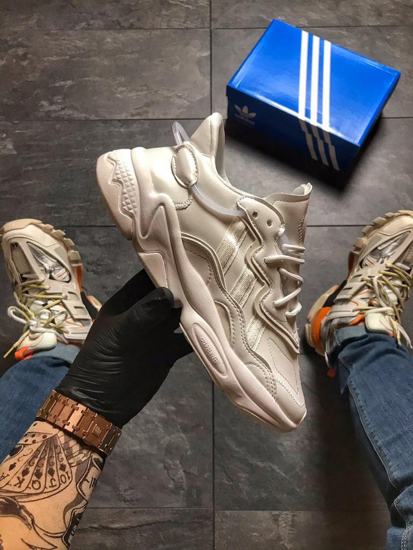 Adidas Ozweego White (Белый)