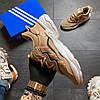 Adidas Ozweego Beige (Бежевый), фото 6