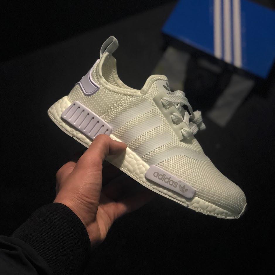 Adidas NMD Runner Full White (Белый)