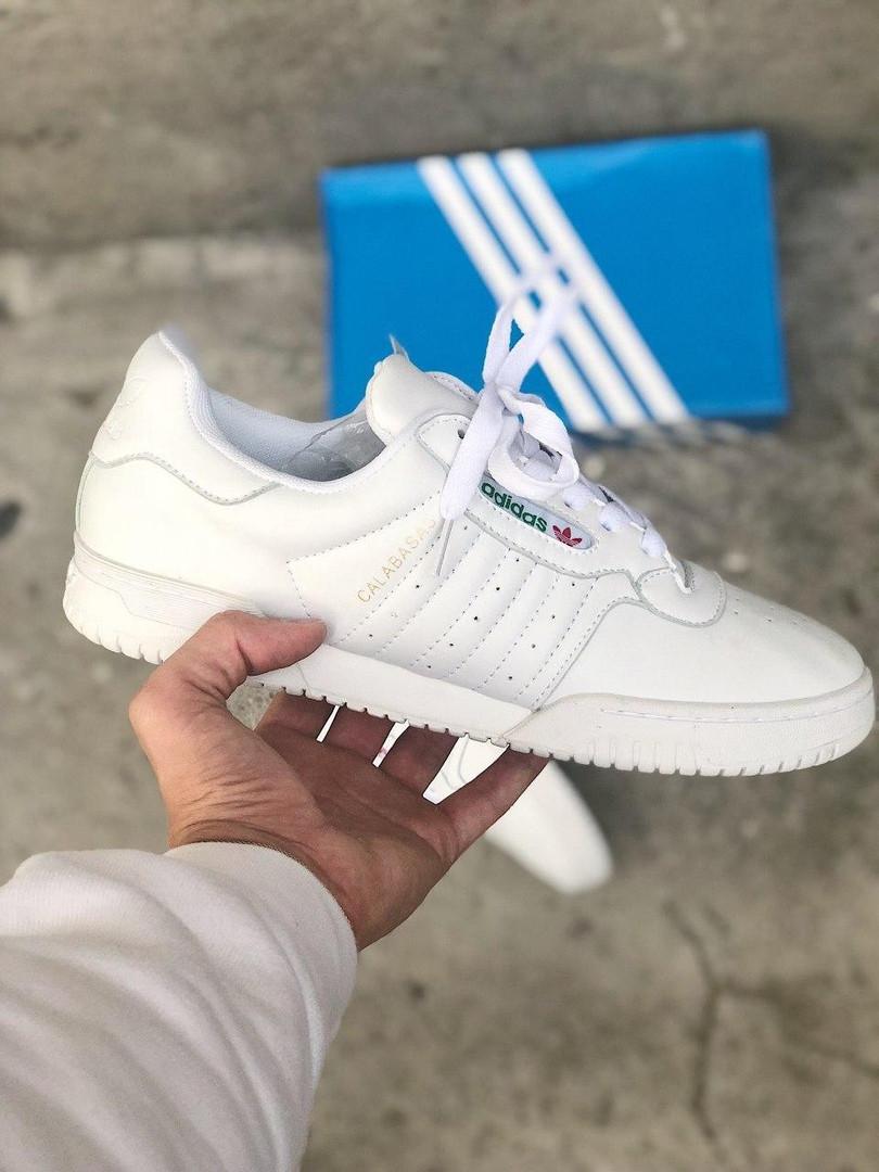 Adidas Calabasas White (Белый)