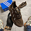 Adidas Ozweego Triple Brown (Коричневый), фото 2