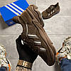 Adidas Ozweego Triple Brown (Коричневый), фото 3
