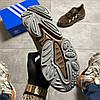 Adidas Ozweego Triple Brown (Коричневый), фото 4