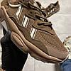 Adidas Ozweego Triple Brown (Коричневый), фото 5