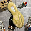 Adidas Yeezy Boost 350 V2 Desert Sage (Серый), фото 5