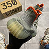 Adidas Yeezy Boost 350 V2 Desert Sage (Серый), фото 7