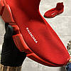 Balenciaga Speed Trainer All Red (Красный), фото 5