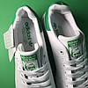 Adidas Stan Smith White Green (Белый), фото 9