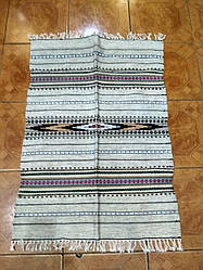 Доріжка ткана - килимок в гуцульському стилі, ручна робота