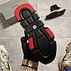 Balenciaga Speed Trainer Black and White/Red (Чёрный), фото 4