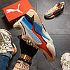 Puma Rs-x Reinvention Cream Red Blue (Бежевый), фото 4