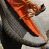 Adidas Yeezy Boost 350 Orange Reflect (Оранжевый), фото 6