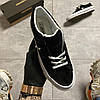 Converse One Star Premium Suede Black (Черный), фото 3