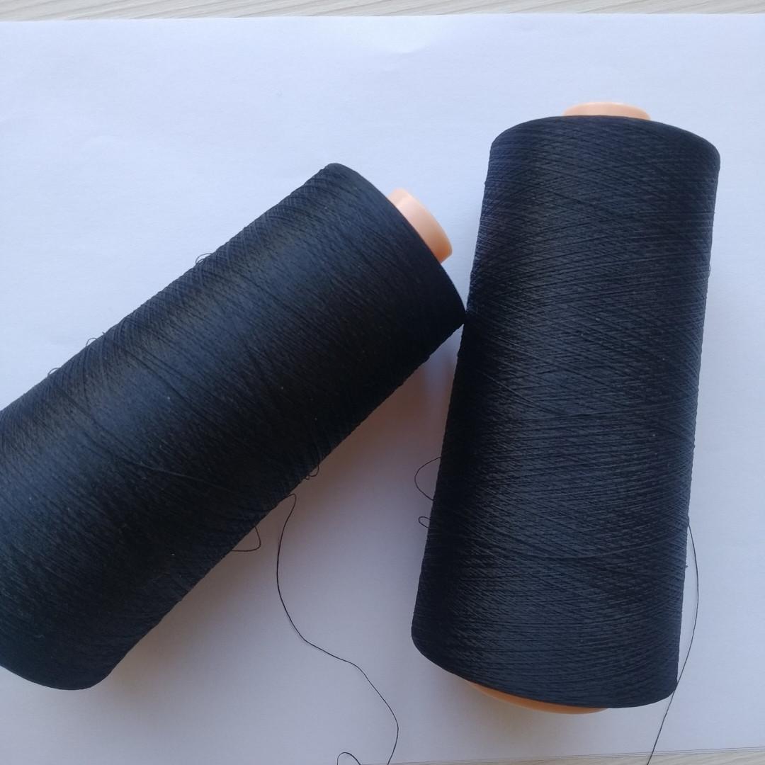Текстурована нитка для оверлока Alterfil 250 /10000m Німеччина колір чорний