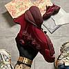 Dior D-Connect Byrgundy (Бордовый), фото 5