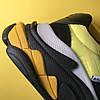 Balenciaga Triple S V2 Black Yellow (Желтый), фото 9