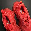 Balenciaga Triple S Full Red (Красный), фото 10
