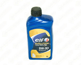 Моторне масло ELF Evolution Full-Tech FE 5W30 (1 Liter)