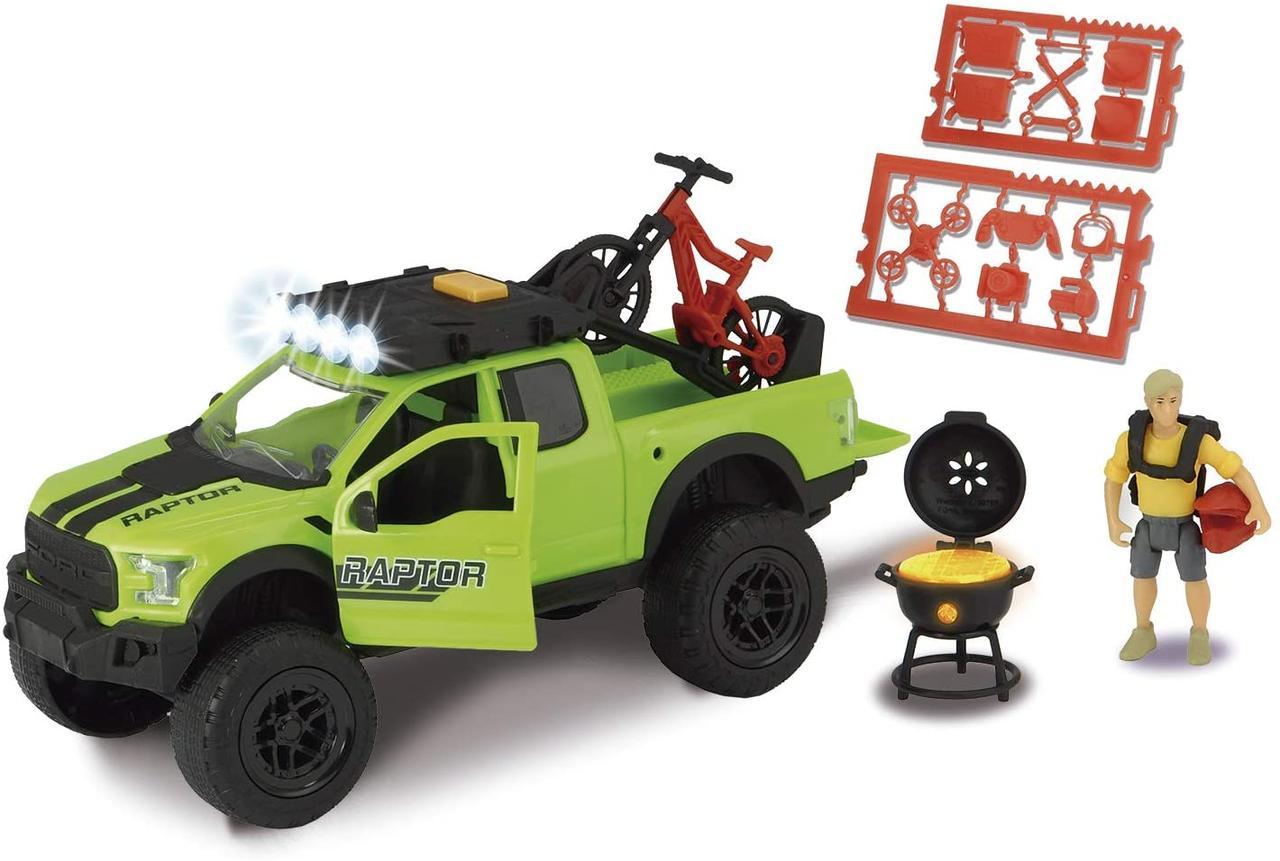 Игровой набор Playlife. Трейлер со звуковыми и световыми эффектами Dickie Toys 3835003