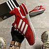 Adidas ZX 750 Red/Whtie (Красный), фото 3