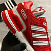 Adidas ZX 750 Red/Whtie (Красный), фото 6