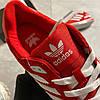 Adidas ZX 750 Red/Whtie (Красный), фото 9