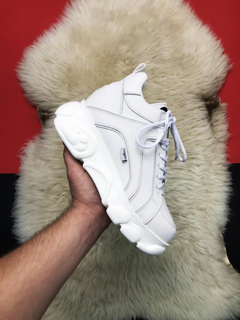 Buffalo London White (Белый)