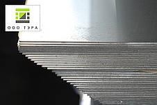 Нержавеющий лист 1 мм зеркальный aisi 304 полированный, 08Х18Н10 жаропрочный, кислотостойкий, фото 3